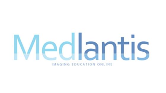 Medlantis logo button