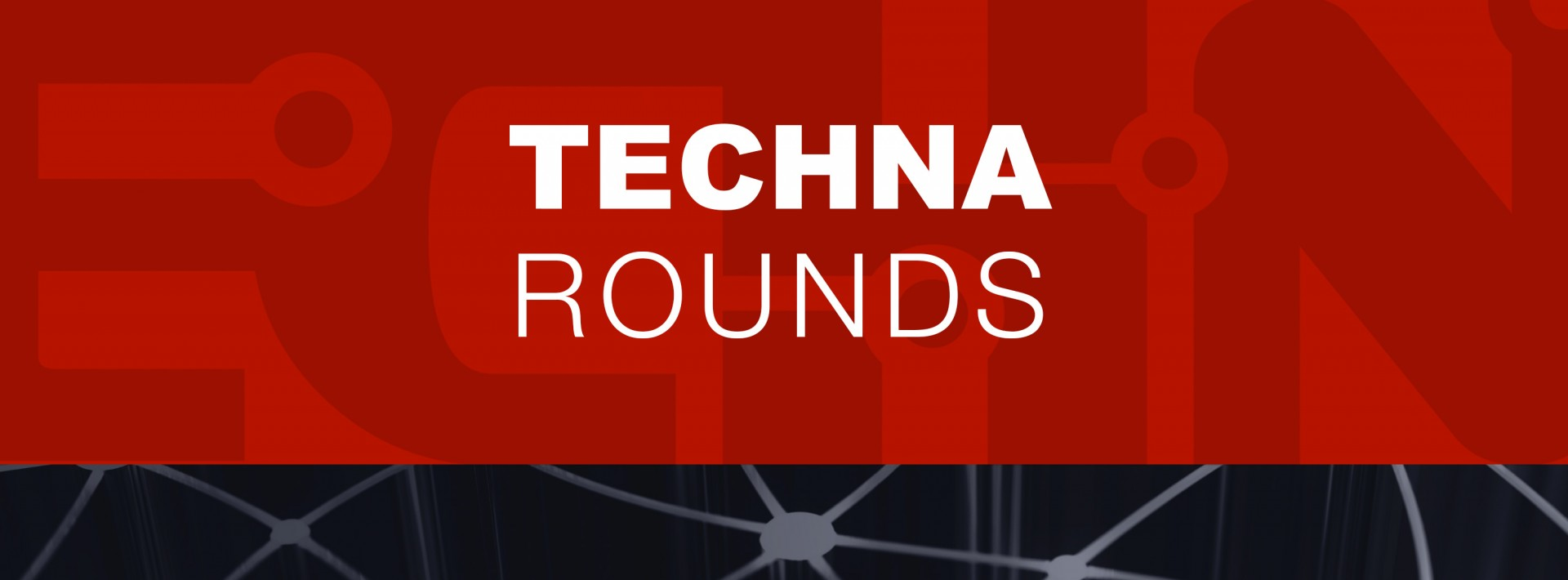 Techna Rounds text Graphic button