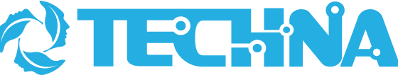 Techna logo button
