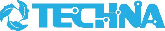 Techna logo button