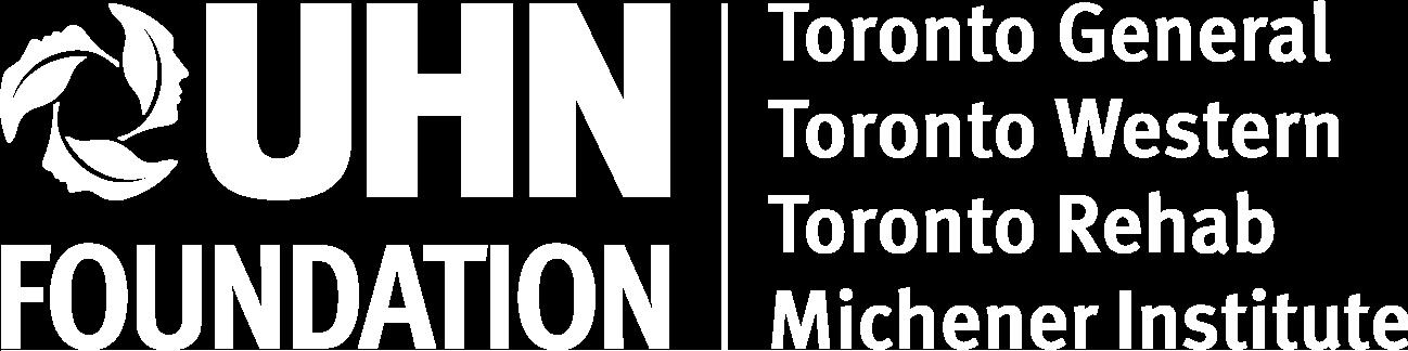 UHN Foundation logo and website link